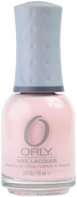 Orly Kiss The Bride nail polish