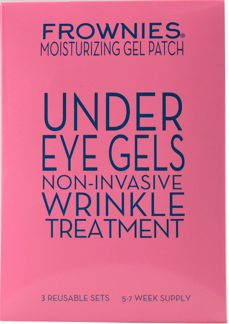 Frownies Eye Gels: Under Eye & Eye Lid Collagen Patches