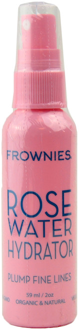 Frownies Rosewater Hydrating Spray (2 fl. oz. / 59 mL)