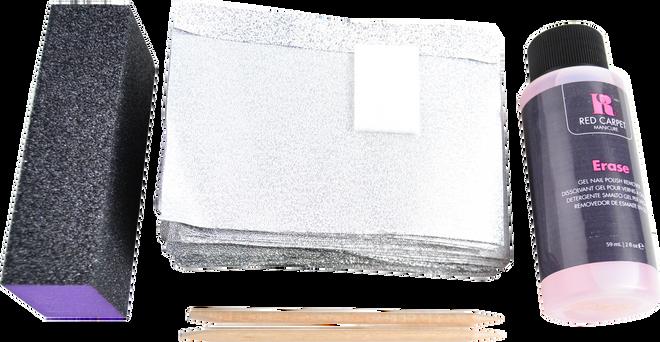 Red Carpet Manicure Gel Polish Removal Kit