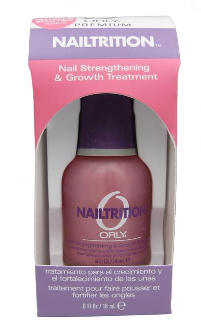 Orly Nailtrition Nail Strenghtening & Growth Treatment nail polish