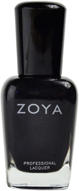 Zoya Raven nail polish