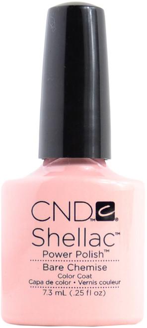 CND Shellac Bare Chemise (Semi-Sheer UV Polish)