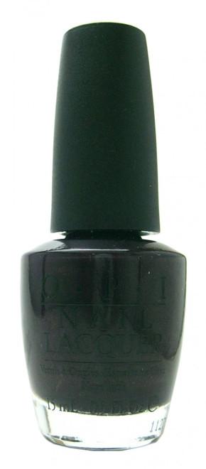 OPI Black Cherry Chutney nail polish