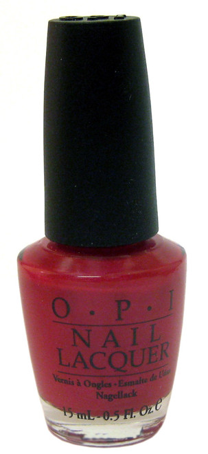 OPI California Raspberry nail polish