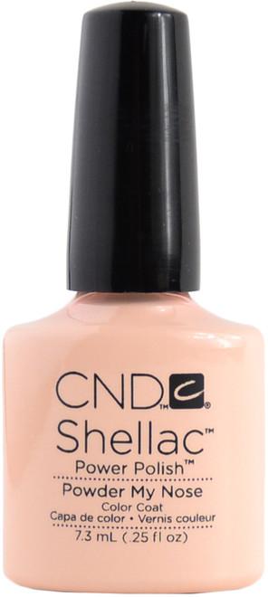 CND Shellac Powder My Nose (UV Polish)