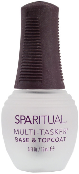 Spa Ritual Multi-Tasker Base & Topcoat (0.5 fl. oz. / 15 mL)