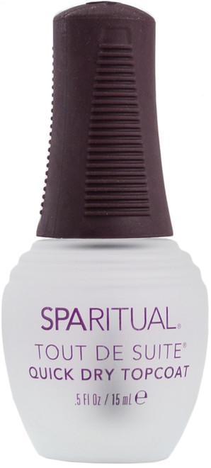 Spa Ritual Tout de Suite Quick Dry Topcoat (0.5 fl. oz. / 15 mL)
