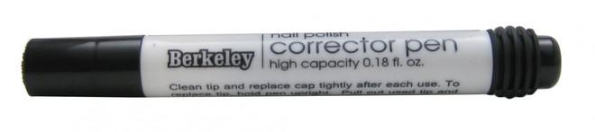 Nail Polish Corrector Pen by Berkeley