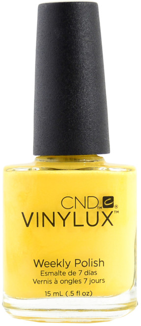 CND Vinylux Bicycle Yellow (Week Long Wear)