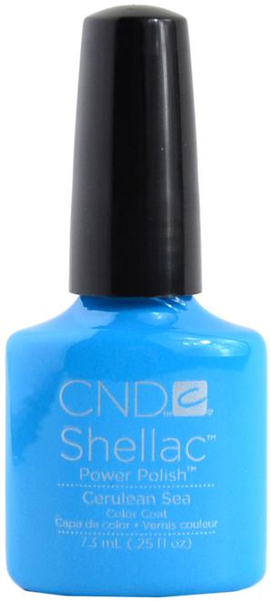 CND Shellac Cerulean Sea (UV Polish)