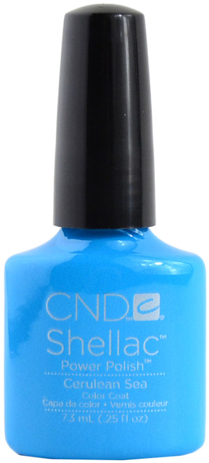 CND Shellac Cerulean Sea (UV Polish)