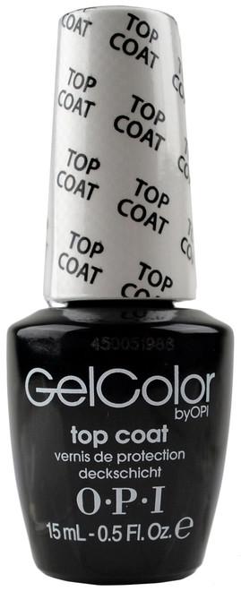 OPI GelColor Top Coat (UV / LED Polish)