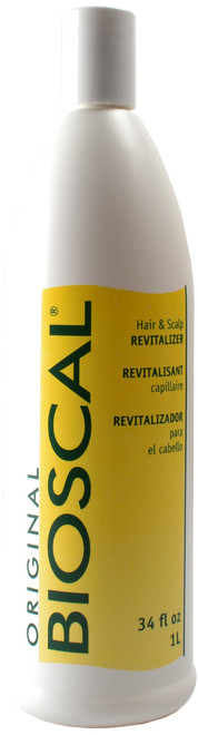 Bioscal Original Hair & Scalp Revitalizer (34 fl. oz. /  1000 mL)
