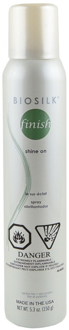 Biosilk Silk Therapy Shine On Spray (5.3 oz. / 150 g)