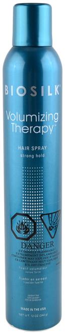 Biosilk Volumizing Therapy Strong Hold Hairspray (12 oz. / 340 g)