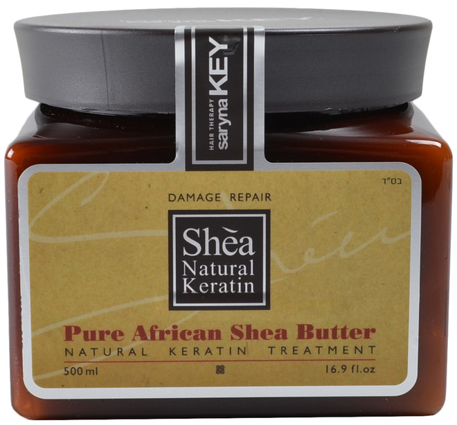 Saryna Key Damage Repair Pure African Shea Butter Natural Treatment (16.9 fl. oz. / 500 mL)