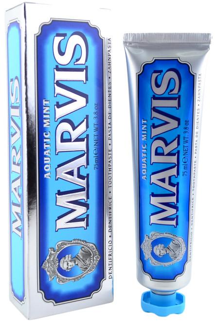 Marvis Aquatic Mint Toothpaste (3.8 fl. oz. / 75 mL)