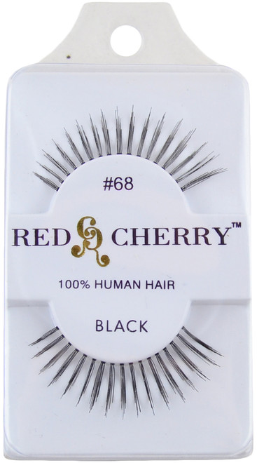 #68 Red Cherry Lashes
