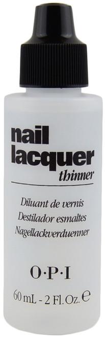 OPI Nail Lacquer Thinner (60 Ml / 2 Fl. Oz.)