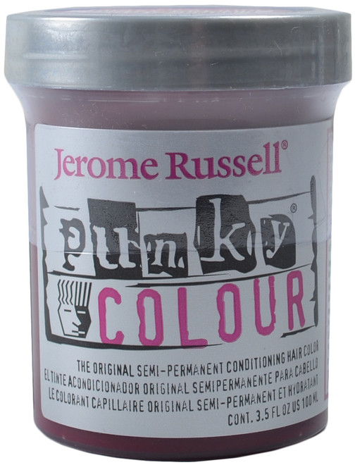 Punky Color Rose Red Semi-Permanent Hair Color (3.5 fl. oz. / 100 mL)