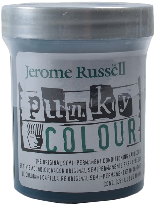 Punky Color Alpine Green Semi-Permanent Hair Color (3.5 fl. oz. / 100 mL)