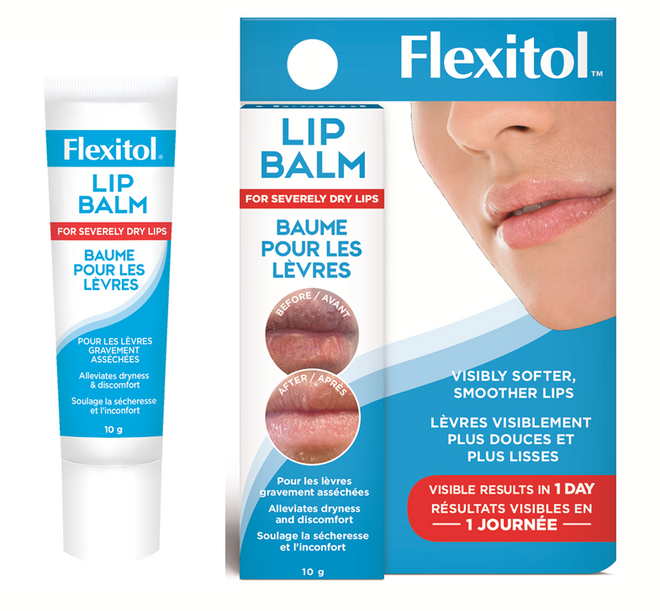 Flexitol Lip Balm (0.35 oz. / 10 g)
