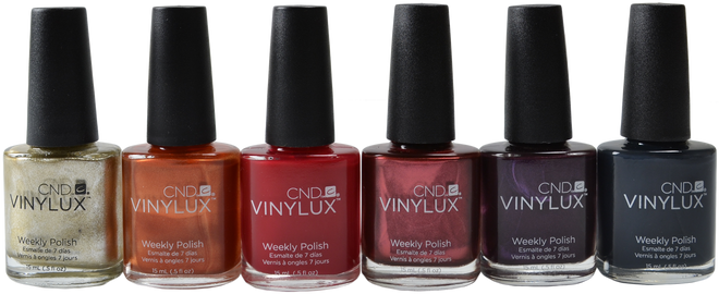 CND Vinylux 6 pc Modern Folklore Collection