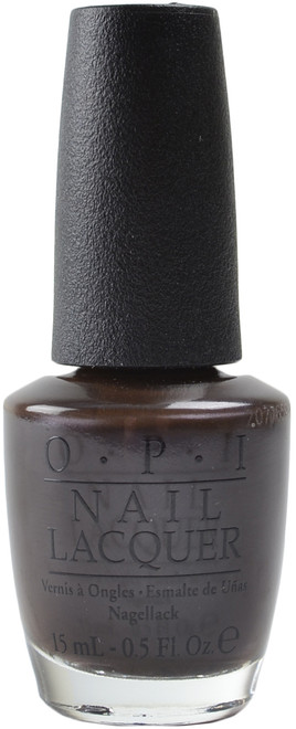 OPI Love Is Hot And Coal