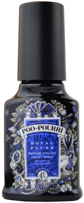 Royal Flush Poo-Pourri Before You Go Toilet Spray (2 fl. oz. / 59 mL)
