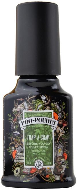 Trap-a-Crap Poo Pourri Before You Go Toilet Spray (2 fl. oz. / 59 mL)