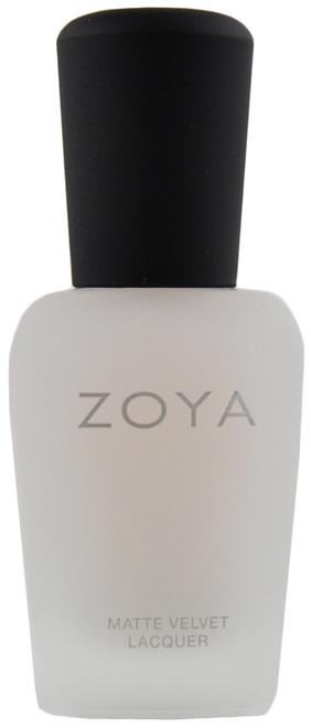 Zoya Matte Velvet Topcoat