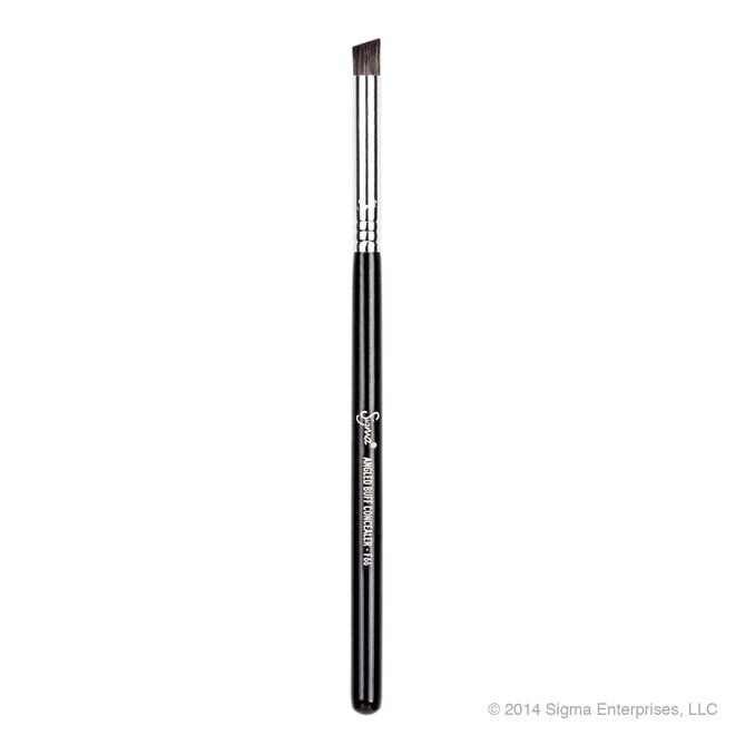 Sigma Brushes F66 - Angled Buff Concealer Brush