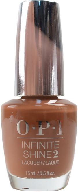 OPI Infinite Shine Brains & Bronze (Week Long Wear)