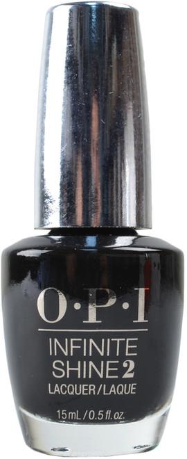OPI Infinite Shine We're In The Black (Week Long Wear)