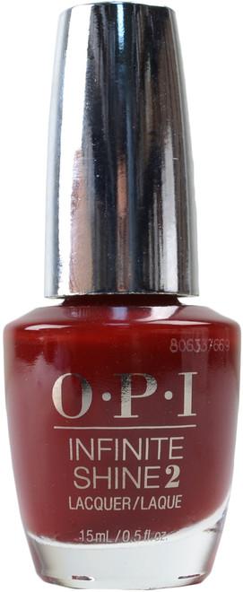 OPI Infinite Shine Raisin' The Bar (Week Long Wear)