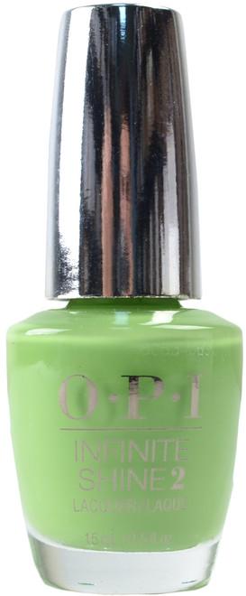 OPI Infinite Shine To The Finish Lime! (Week Long Wear)