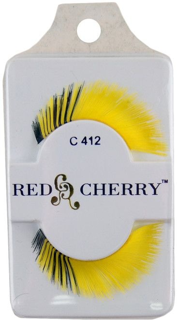 Red Cherry Lashes #C412 Red Cherry Lashes