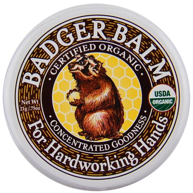 Badger Balm For Hardworking Hands (0.75 oz. / 21 g)