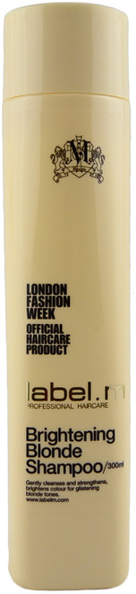 label.m Brightening Blonde Shampoo (10 fl. oz. / 300 mL)