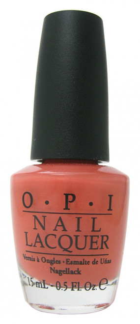 OPI Are We There Yet? nail polish