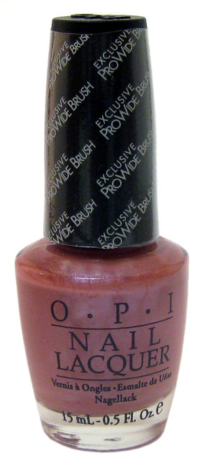 OPI Not So Bora Bora-Ing Pink nail polish