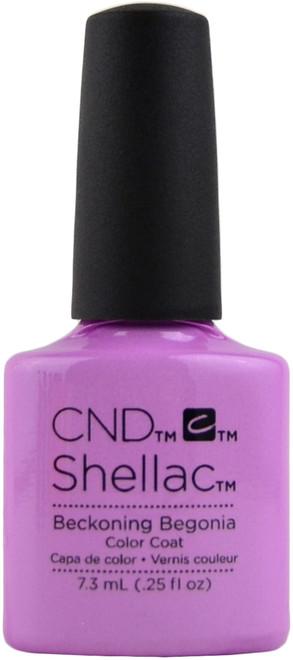 CND Shellac Beckoning Begonia (UV / LED Polish)