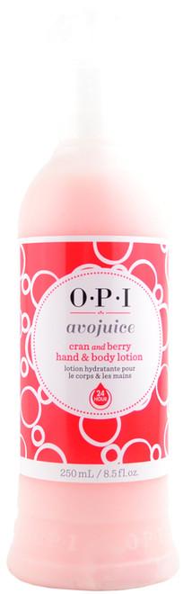 OPI Cran & Berry Avojuice (250 mL / 8.5 fl. oz.)