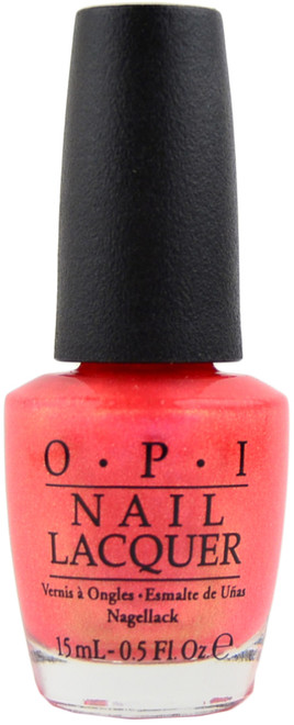 OPI Can't Hear Myself Pink!
