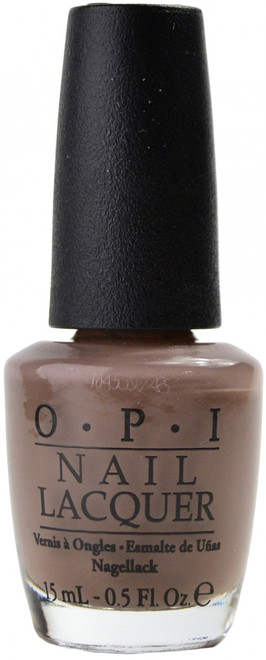 OPI Over The Taupe nail polish