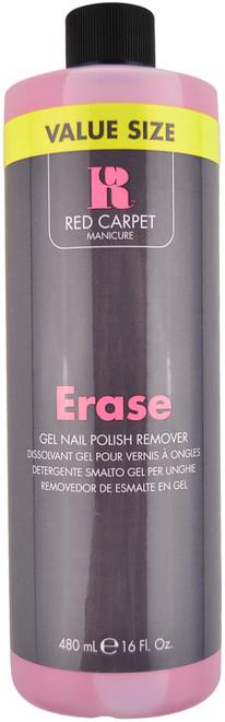 Red Carpet Manicure Value Size Erase Gel Nail Polish Remover (16 fl. oz. / 480 mL)