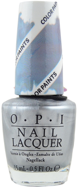 OPI Silver Canvas Color Paint