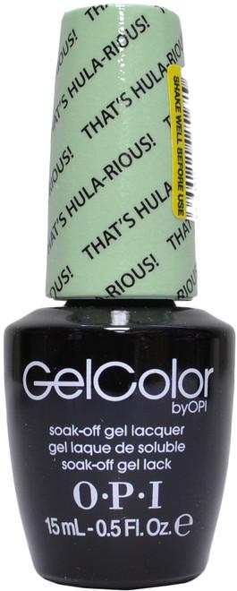 OPI Gelcolor That's Hula-Rious! (UV / LED Polsih)