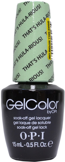 OPI Gelcolor That's Hula-Rious! (UV / LED Polsih)